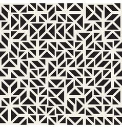 Seamless Triangle Parallelogram Blocks vector image