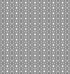 monochrome vintage seamless texture vector image