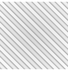 Abstract tech grey diagonal stripes background vector image