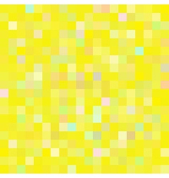 Colorful pixel pattern vector image