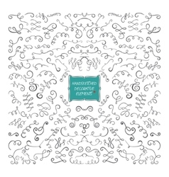 Decorative Element Card vector image