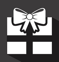 gift design vector image