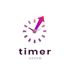 timer sign icon creative stopwatch symbol clock vector image