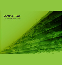 Green abstract background modern design with vector
