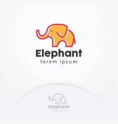 Baelephant logo vector