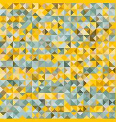 multicolor polygonal background vector image