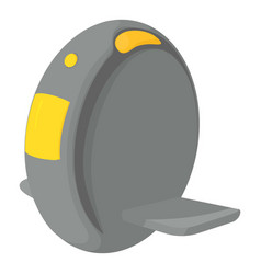 One wheel icon cartoon style vector