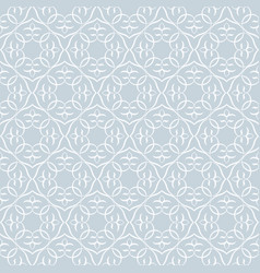 seamless floral pattern wallpaper in the style vector image