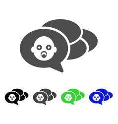 baby dreams icon vector image