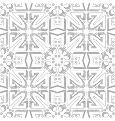 Dotted seamless pattern vector