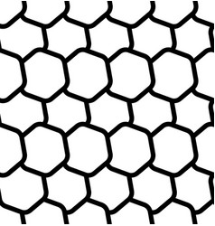 repeatable seamless pattern with tilted vector image