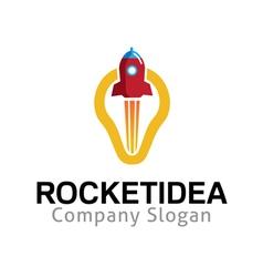 Rocket Design Idea vector
