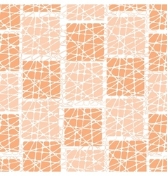 Abstract mosaic square texture vector image