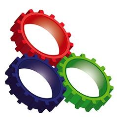 gear1 2 v vector image