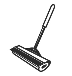 icons scraper vector image