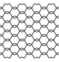 Net seamless pattern vector
