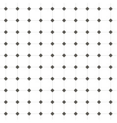 seamlees pattern background in flat style vector image