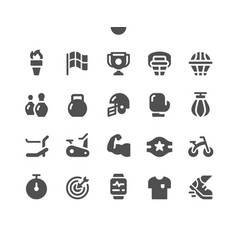 Sport v2 ui pixel perfect well-crafted vector