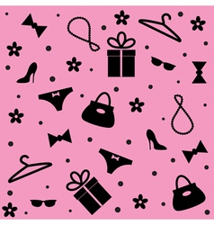 gifts for woman vector image vector image