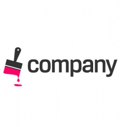 repair man logo vector image vector image