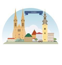 Zagreb vector