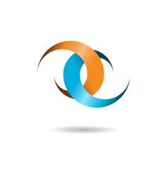 Logo for company vector