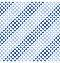 Seamless pattern Diagonal blue stripes vector