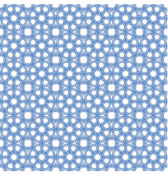 traditional arabic pattern moroccan seamless vector image