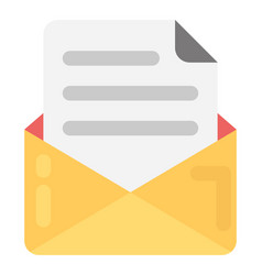 Envelope and document vector