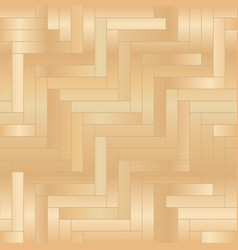 wood floor parquet seamless pattern vector image