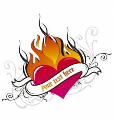 Hotheart vector