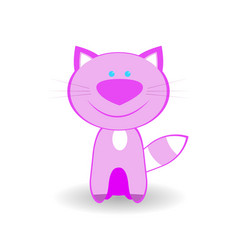 Little kitty vector