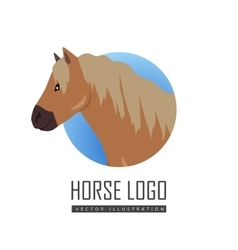 Red Pony Logo vector