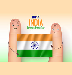 india independence day holiday vector image vector image