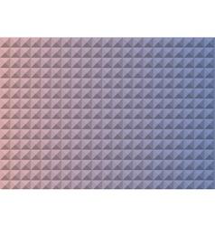 Gradient Rose Quartz and Serenity colored triangle vector image