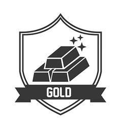 Mining icon vector