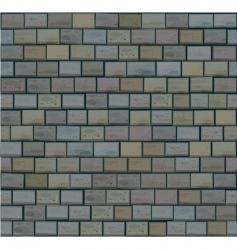 stones pattern vector image vector image