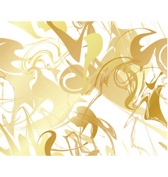 Marble gold texture seamless pattern vector
