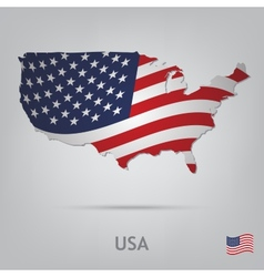 Country usa vector