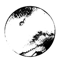 Grunge ring stamp vector