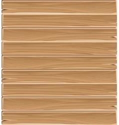 Wooden planks board seamless pattern vector