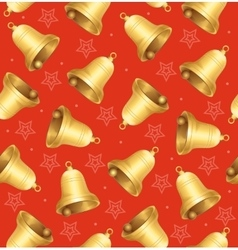 Bells Background Pattern vector image