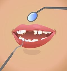 Decayed teeth2 vector
