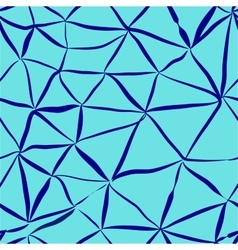 Network blue seamless pattern vector