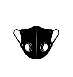 Medical mask n95 mask icon vector
