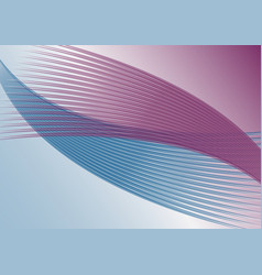 abstract horizontal background in soft purple and vector image vector image