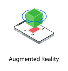 Augmented reality vector