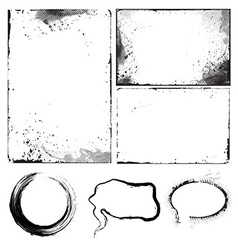 element design vector image