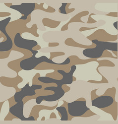 colorful camouflage pattern background seamless vector image