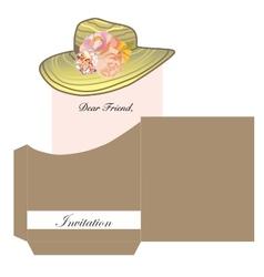Invitation vector